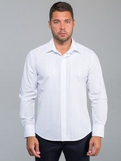 Классическая модель мужской рубашки