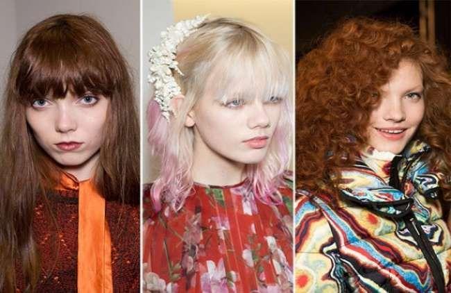 Модные стрижки на длинные волосы 2016