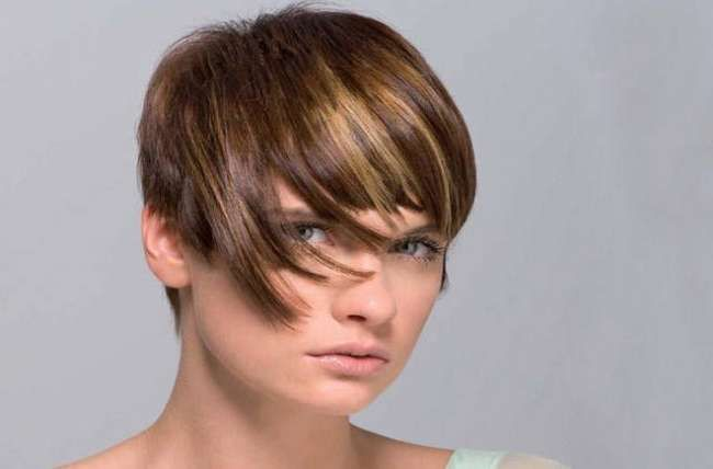 Модные стрижки для коротких волос 2016: фото. Актуальные прически