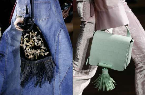 Модные сумки осень-зима 2016-2017 фото(2)