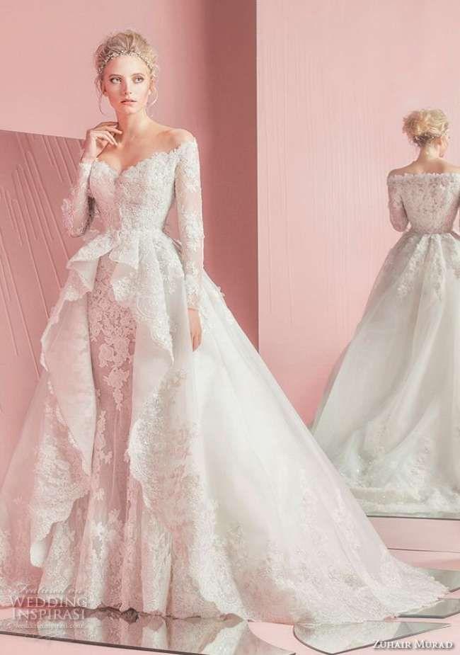 Модные свадебные платья 2016. 6 трендов, которые должна знать каждая невеста.