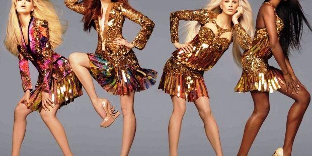 Модные вечерние платья 2013