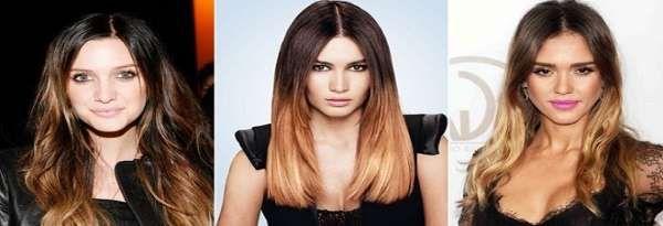 Модные виды окрашивания волос 2015-2016 фото