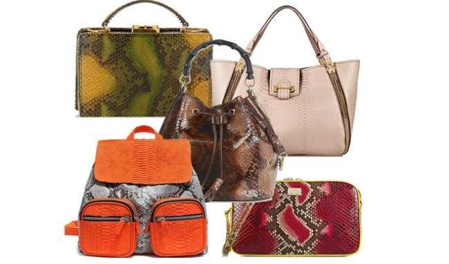 Модные женские сумки осень-зима 2015/2016