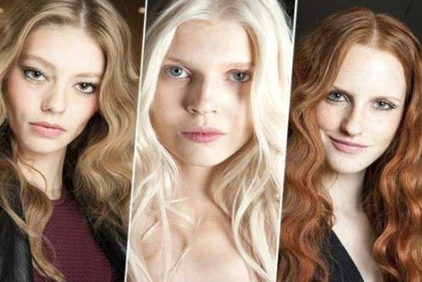 Модный цвет волос 2015-2016 фото