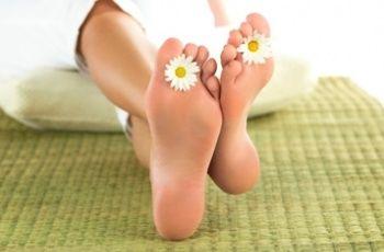 ноги без натоптышей