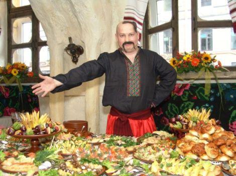 Национальная кухня украины