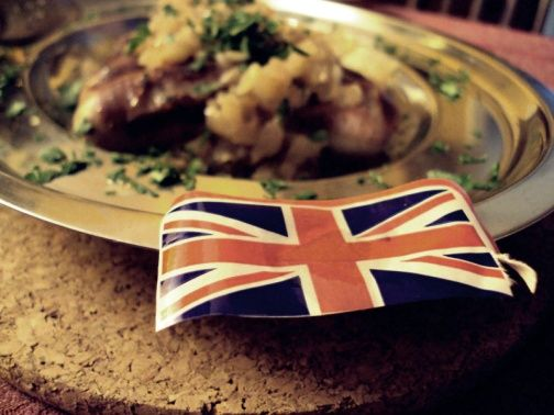 английский флаг