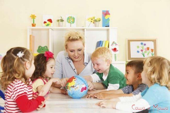 Необходимо ли ребёнку ходить в детский сад?