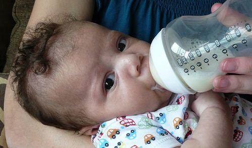 Непереносимость лактозы у ребенка