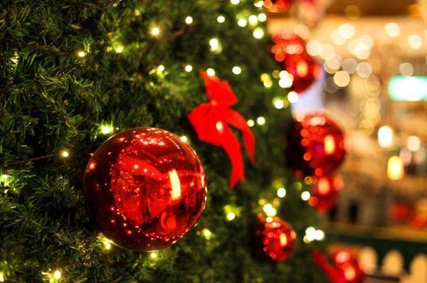 Няряжаем елку на новый год