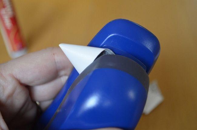 скрепляем степлером