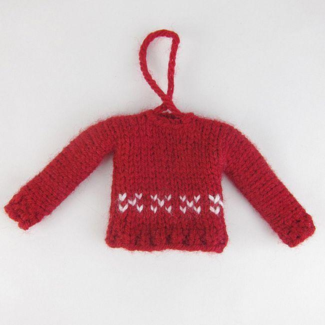 мини свитер