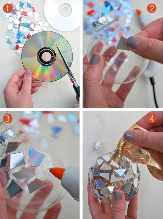 шар из cd