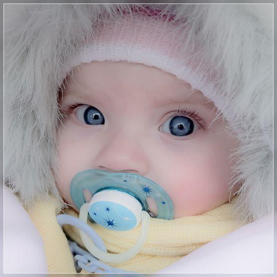 Одеваем ребенка на зимнюю прогулку правильно