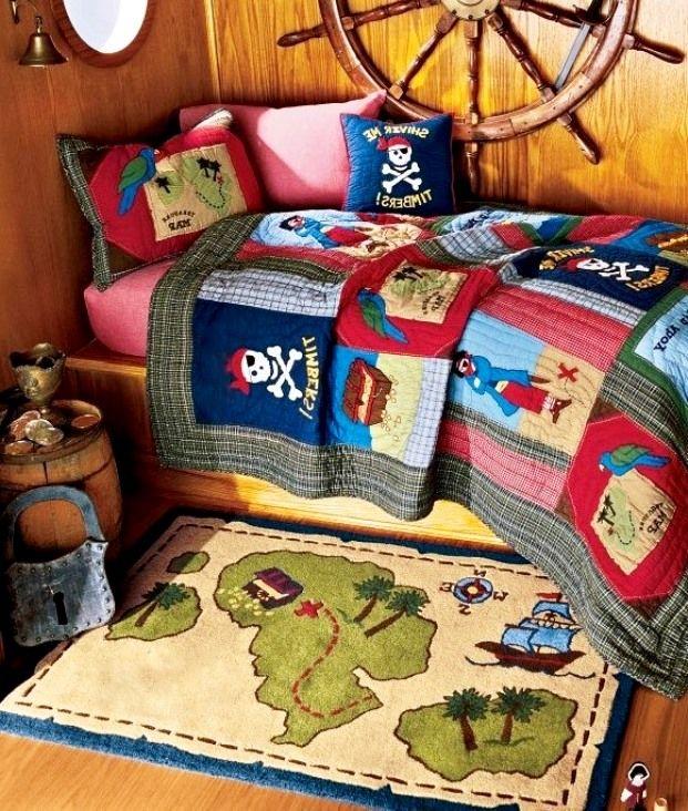 Пиратская комната
