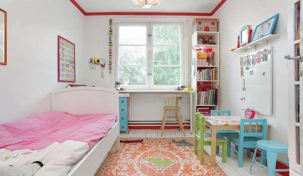 дизайн маленькой детской комнаты (5)