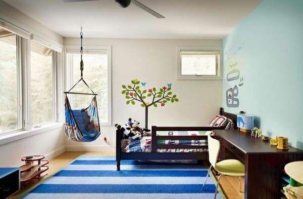 дизайн маленькой детской комнаты (6)
