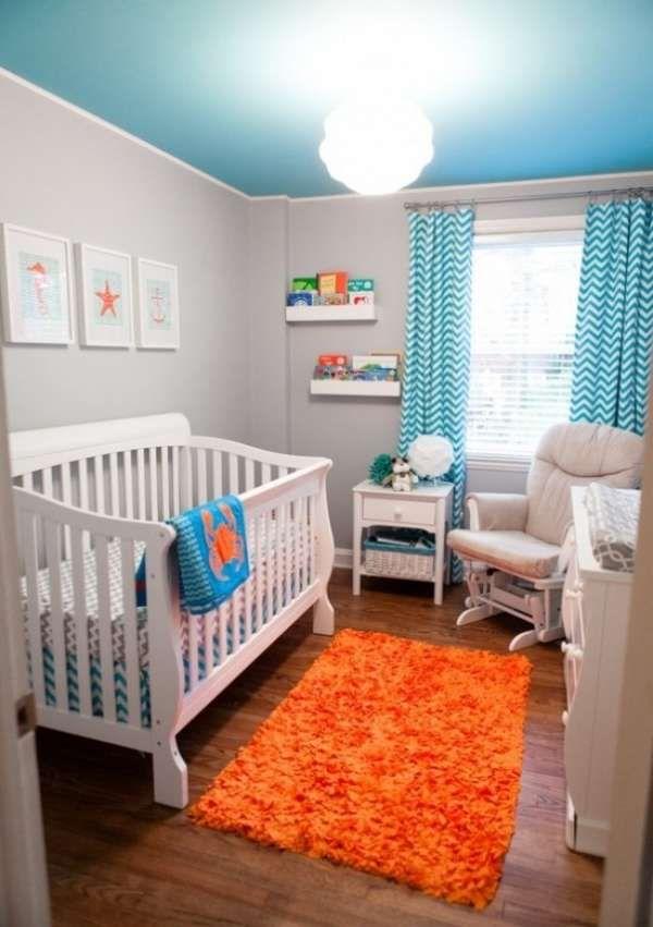 дизайн маленькой детской комнаты (7)