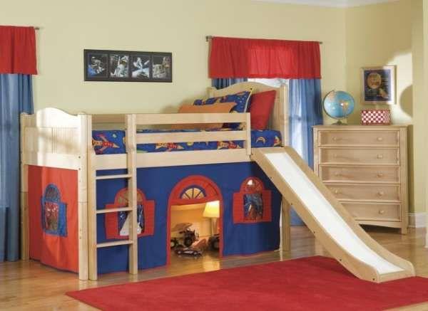 дизайн маленькой детской комнаты (9)