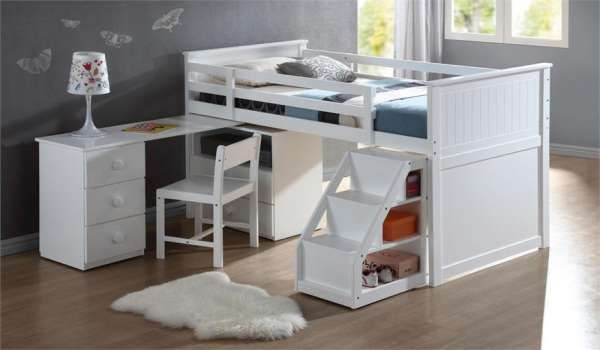дизайн маленькой детской комнаты (10)