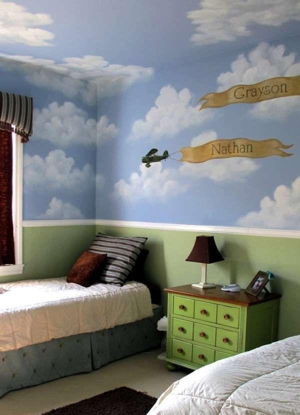 дизайн маленькой детской комнаты (15)