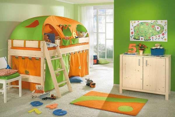 дизайн маленькой детской комнаты фото(2)