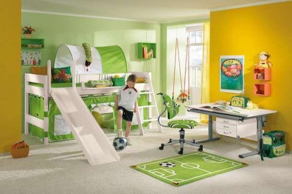 дизайн маленькой детской комнаты фото(6)