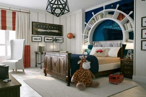 дизайн маленькой детской комнаты фото(7)