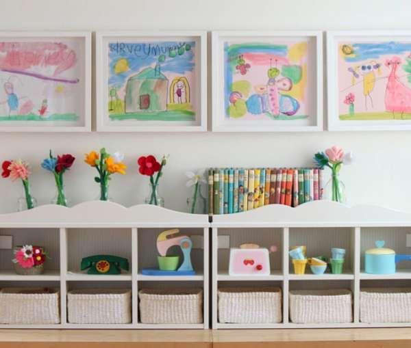 дизайн маленькой детской комнаты фото(8)