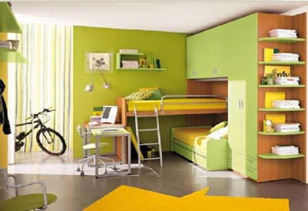 дизайн маленькой детской комнаты фото(9)