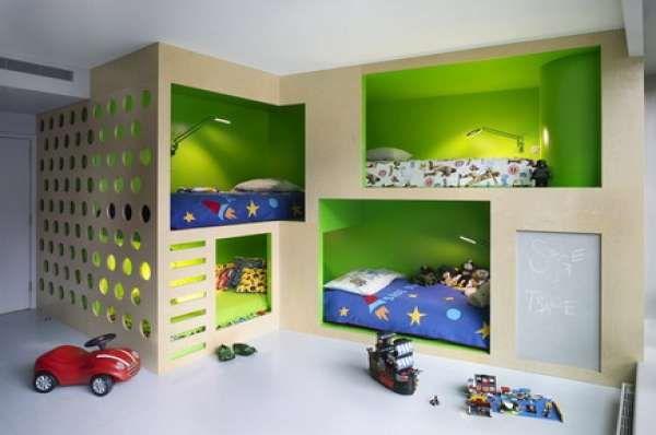 дизайн маленькой детской комнаты фото(12)