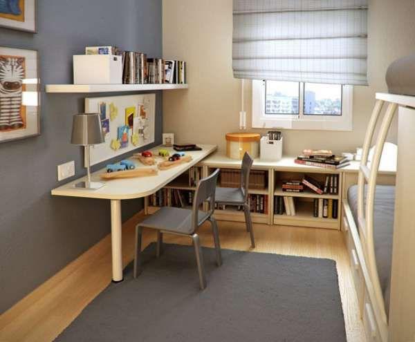 дизайн маленькой детской комнаты фото(13)