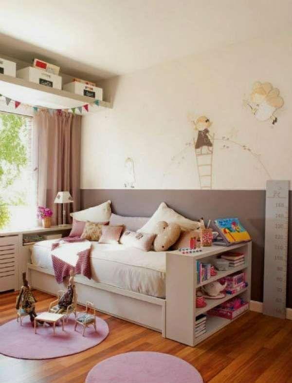 дизайн интерьера маленькой детской комнаты (5)