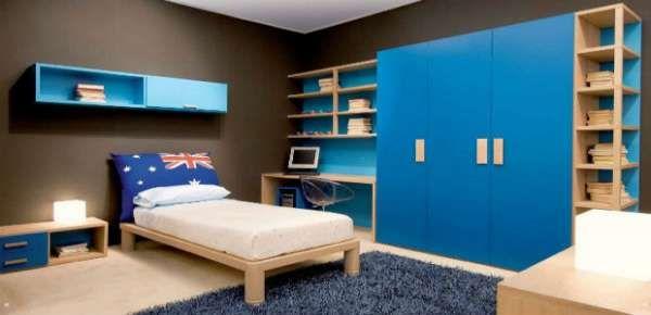 дизайн интерьера маленькой детской комнаты (11)
