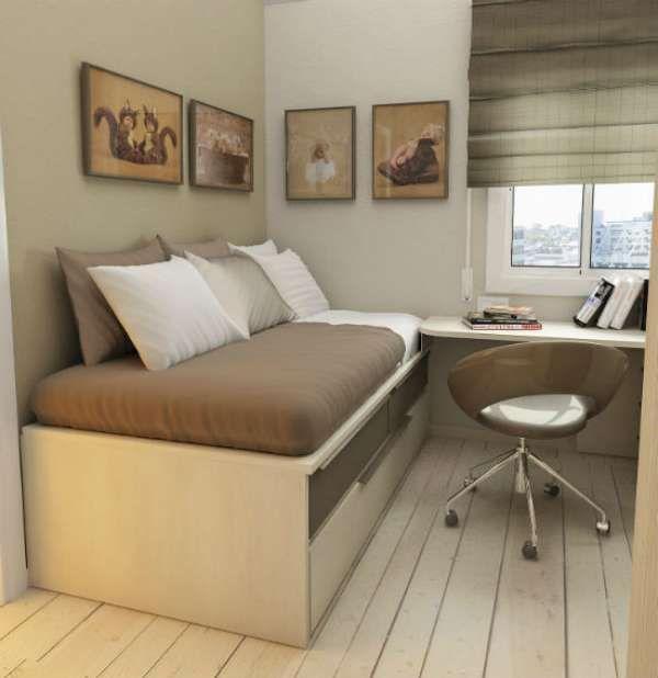 дизайн интерьера маленькой детской комнаты (14)