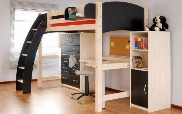 дизайн интерьера маленькой детской комнаты (19)