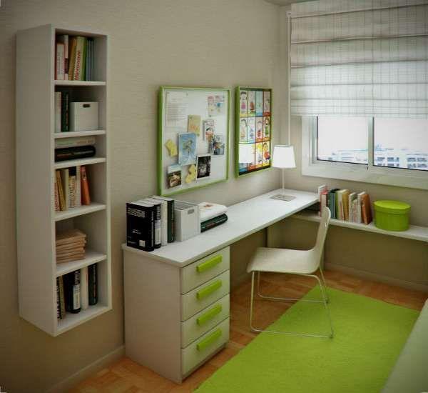 дизайн интерьера маленькой детской комнаты (25)