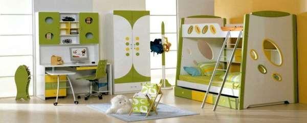 дизайн интерьера маленькой детской комнаты (29)