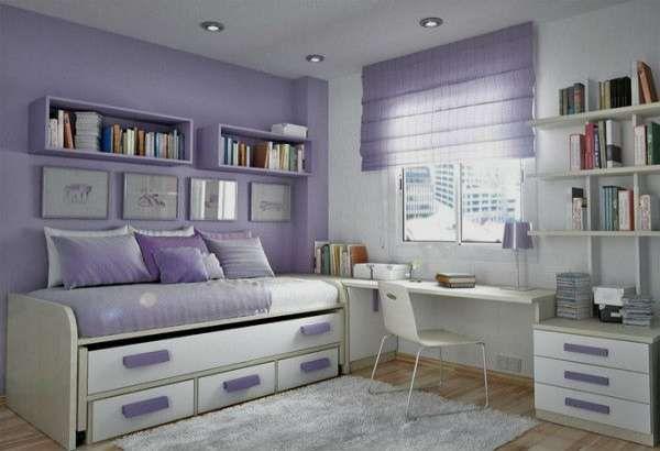 дизайн интерьера маленькой детской комнаты (31)