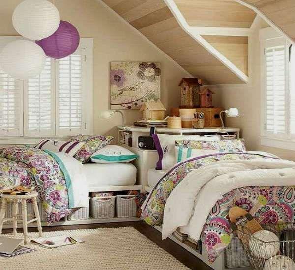 дизайн интерьера маленькой детской комнаты (32)