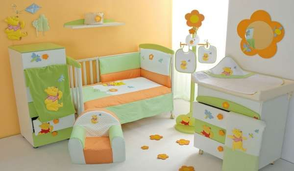 дизайн маленькой детской комнаты (2)