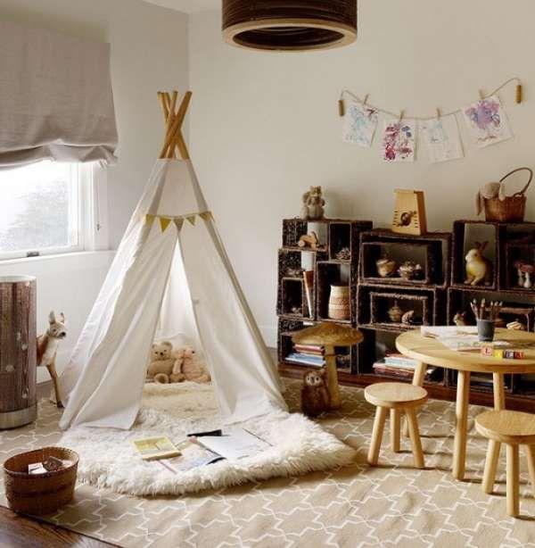 дизайн маленькой детской комнаты (3)
