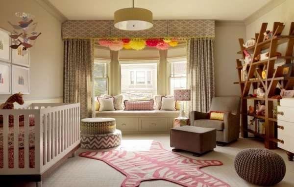 дизайн маленькой детской комнаты (4)