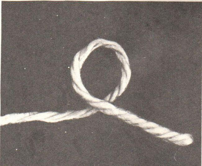 Описание приемов вязания крючком для начинающих