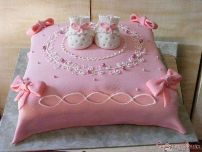 Оригинальный торт на праздник