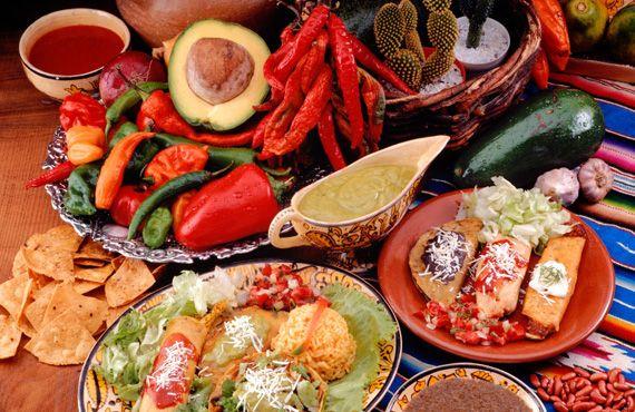 Особенности мексиканской национальной кухни