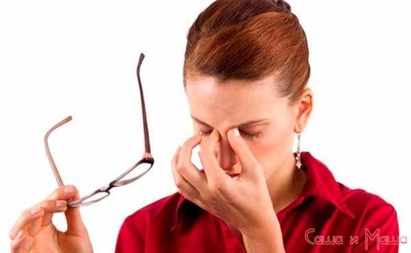 Падает зрение: причины, что делать?
