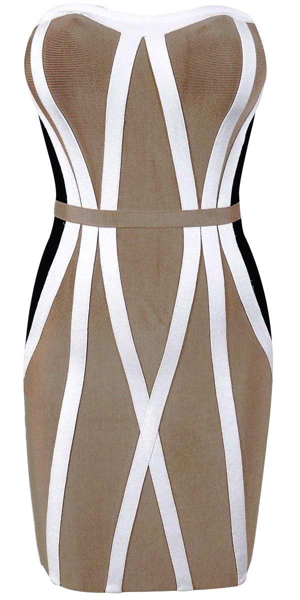 Платье на «песочные часы»