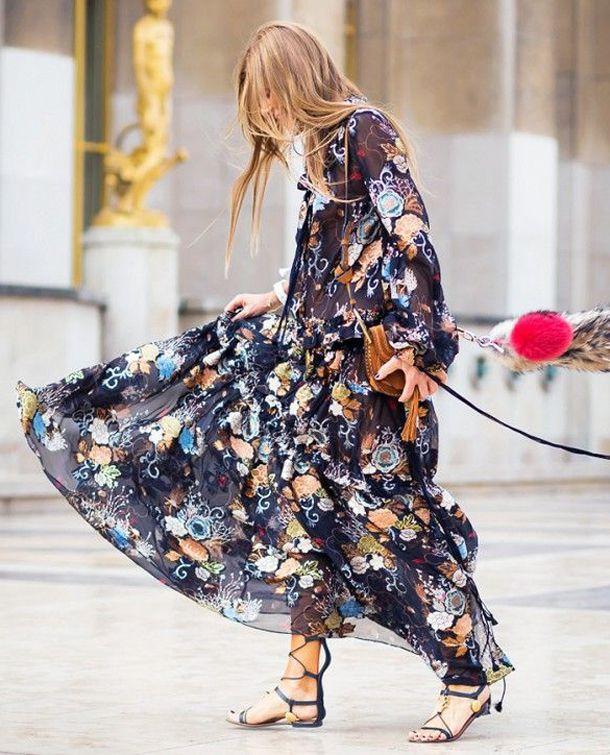Платья из шелка — благородный вид без лишних усилий